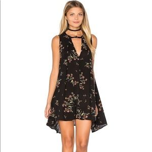 Free People Snap Out Of It Swing Dress